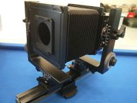 '        HORSEMAN L45 5x4 -TOTALLY MINT- ' Horseman L45 5x4 Large Format Monorail View Camera -MINT-NICE-CASED- £299.99